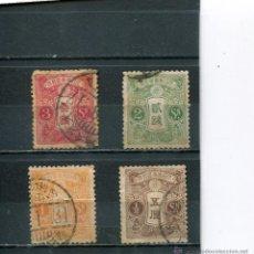 Sellos: JAPON JAPAN SELLOS PAISES EXOTICOS RAROS ANTIGUOS AÑO 1914 CON FILIGRANA. Lote 42930438