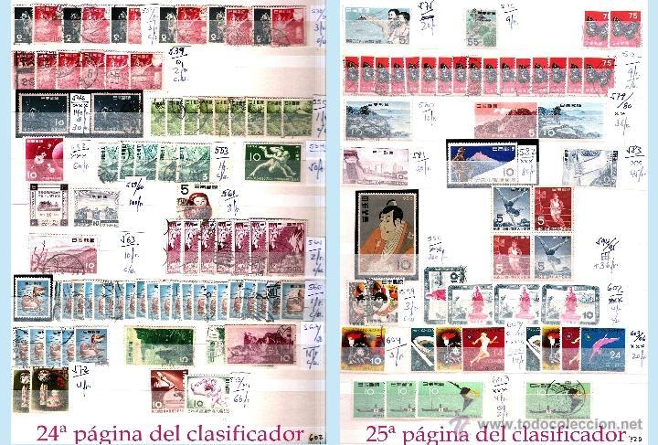 Sellos: STOCK JAPON SELLOS NUEVOS Y USADOS DE CLÁSICO HASTA 1980.VARIEDAD Y ALTO VALOR DE CATº.+16.000 € - Foto 13 - 47404550