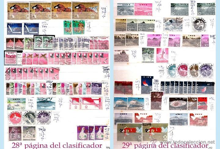 Sellos: STOCK JAPON SELLOS NUEVOS Y USADOS DE CLÁSICO HASTA 1980.VARIEDAD Y ALTO VALOR DE CATº.+16.000 € - Foto 15 - 47404550