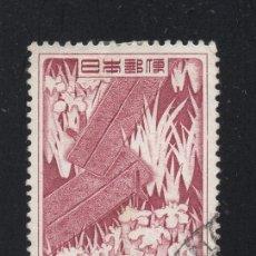 Sellos: JAPÓN 564 - AÑO 1955 - FLORES. Lote 57027632