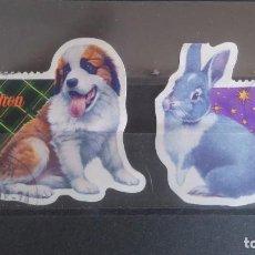 Sellos: JAPON SELLOS DE ANIMALES. Lote 109441255