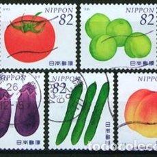 Sellos: SELLOS USADOS DE JAPON, YT 6593/ 97. Lote 112985767
