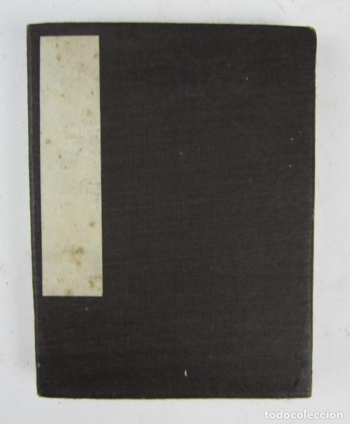 Librito de sellos japoneses, Hanko, 1920's  9x12cm