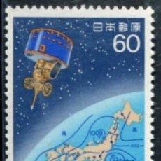 Sellos: JAPON 1984 - METEOROLOGIA - YVERT Nº 1489**. Lote 140468498