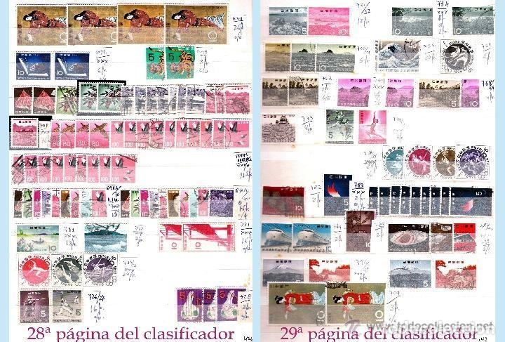 Sellos: STOCK JAPON SELLOS NUEVOS Y USADOS DE CLÁSICO HASTA 1980.VARIEDAD Y ALTO VALOR DE CATº+16.000 €. - Foto 14 - 140790686