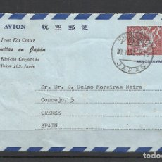 Sellos: JAPÓN 1972. Lote 181621320