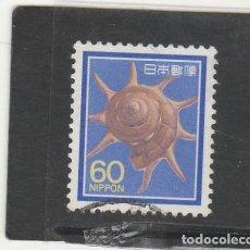 Sellos: JAPON 1988 - YVERT NRO.1677 - USADO - . Lote 186453782