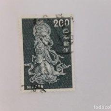 Sellos: JAPÓN SELLO USADO. Lote 189101596