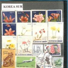 Sellos: LOTE DE SELLOS DE KOREA SUR. Lote 201738315