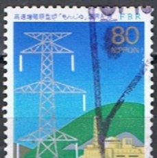 Sellos: JAPON // YVERT 2112 // 1994 ... USADO. Lote 206479051