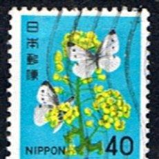 Sellos: JAPON // YVERT 1344 // 1980 ... USADO. Lote 206553587