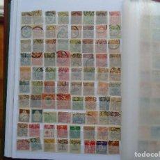 Sellos: ESPLENDIDO LOTE DE 350 SELLOS DE JAPON EN USADO PERIODO1871-ACTUALIDAD NO REPETIDOS. Lote 206972656