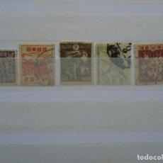 Sellos: SINGULAR LOTE SELLOS DE JAPON ANTIGUOS USADOS NO REPETIDOS PERIODO 1901 A 1940. Lote 206973726