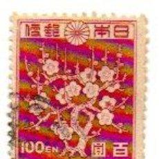 Sellos: JAPÓN.- SELLOS DEL AÑO 1946, EN USADOS. Lote 221507202