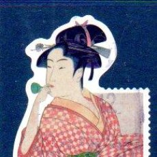 Sellos: JAPÓN.- SELLO DEL AÑO 2000, EN USADO. Lote 221610466
