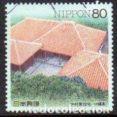 Sellos: JAPÓN.- SELLO DEL AÑO 1998, EN USADO. Lote 221617970