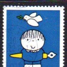 Sellos: JAPÓN.- SELLO DEL AÑO 1998 EN USADO. Lote 221618412