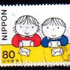 Sellos: JAPÓN.- SELLO DEL AÑO 1998 EN USADO. Lote 221618455