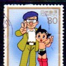 Sellos: JAPÓN.- SELLO DEL AÑO 1997, EN USADO. Lote 221618636