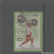 Sellos: LOTE (6) SELLO JAPON DEPORTES. Lote 221752087