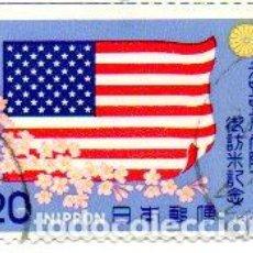 Sellos: JAPÓN.- AÑO 1975. CATÁLOGO YVERT Nº 1173, EN USADO. Lote 226635365