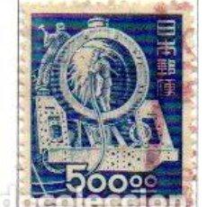 Sellos: JAPÓN.- SELLO DEL AÑO 1948. CATÁLOGO YVERT Nº 402, EN USADO. Lote 227242930