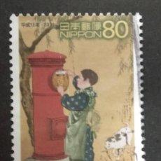 Sellos: JAPÓN 2001. Lote 244618135
