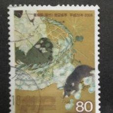 Sellos: JAPÓN 2008. Lote 244618280
