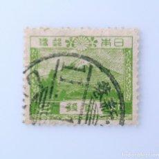 Sellos: SELLO POSTAL JAPÓN 1932, 2 SEN, MONTE FUJI SERIE REGULAR: PAISAJE (1926) , USADO. Lote 248839245