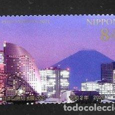Timbres: JAPÓN. Lote 254112515