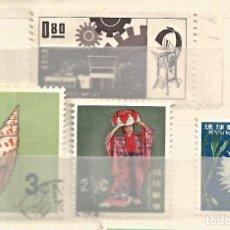 Sellos: JAPÓN / ISLAS RYUKYU - LOTE 4 SELLOS. Lote 254302350
