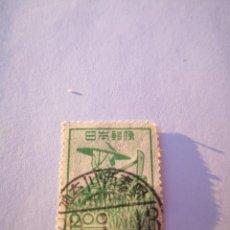 Sellos: SELLO JAPON CAMPESINA 200. Lote 261866600