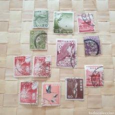 Sellos: LOTE 12 SELLOS JAPÓN.. Lote 270211518