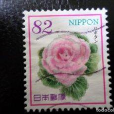 Sellos: *JAPON, 2016/19, FLORA, SELLO USADO. Lote 287872218