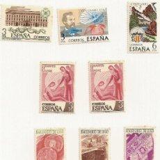Sellos: SELLOS NUEVOS DE ESPAÑA AÑO 1976.. Lote 5064937