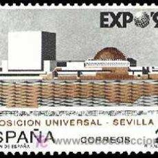Sellos: ESPAÑA 1992 3155 EXPO'92. Lote 8857542