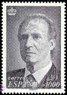 ESPAÑA 1995 3403 JUAN CARLOS I (Sellos - España - Juan Carlos I - Desde 1.986 a 1.999 - Nuevos)