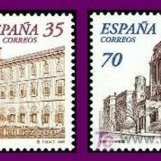 Sellos: ESPAÑA 2000 3703/4 CENTENARIOS . Lote 8077463