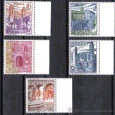 Sellos: ESPAÑA 1983 - SERIE EDIFIL 2724-28. PAISAJES Y MONUMENTOS. NUEVO SIN CHARNELA. Lote 8176919