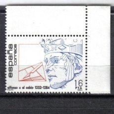 Sellos: ESPAÑA 1984 - SERIE PERSONAJES EDIFIL 2759-2760 - NUEVO SIN CHARNELA. Lote 8285138