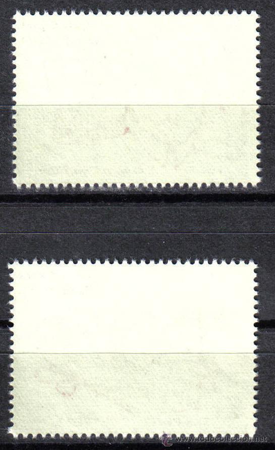 Sellos: ESPAÑA 1985 - SERIE EUROPA- CEPT EDIFIL 2788 A 2789 - NUEVO SIN CHARNELA - Foto 2 - 8285364