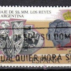 Sellos: ESPAÑA 1978 - 5 P - EDIFIL 2495 - CERAMICA CALCHAQUI - USADO. Lote 8367709