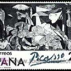 Sellos: ESPAÑA 1981 2630 GUERNICA. Lote 9111145