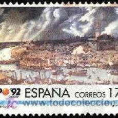 Sellos: ESPAÑA 1992 3190 EXPO'92. Lote 14664382