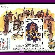 Sellos: ESPAÑA 1993 3249 HB EXFILNA'93 . Lote 25715293