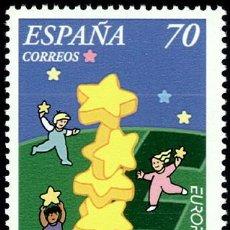 Sellos: ESPAÑA 2000 3707 EUROPA 1V. . Lote 8598039