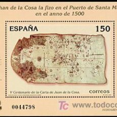 Sellos: ESPAÑA 2000 3722 HB JUAN COSA. Lote 12854732