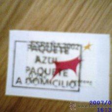 Sellos: SELLO ESPAÑA 2002 CON MATASELLO. Lote 9051147