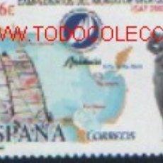Sellos: CAMPEONATO DEL MUNDO DE VELA OLIMPICA ISAF 2003. Lote 1990017