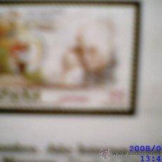 Sellos: SELLOS DE ESPAÑA, AÑO 1999.MEDIA HOJA DE CABALLOS.PROCEDEN DEL SERVICIO FILATELICO DE CORREOSNUEVOS. Lote 9784704